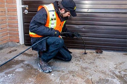 Vac Truck Services Drain Flushing